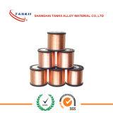 Fil de nickel de l'alliage CuNi2/de l'en cuivre de chauffage basse température