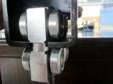 Aluminio Pista y paredes correderas de rodillos