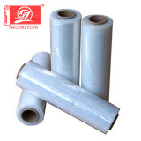 12-23mic LLDPE Stretch Film Pallet Wrapper Clear Wrapper