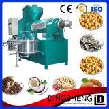 Máquina de imprensa de óleo de semente de mostarda Zl-120 com alimentação automática