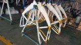 درّاجة إطار ألومنيوم, [غس تنك] يبنى إطار [3.75ل-غس] يجهّز درّاجة