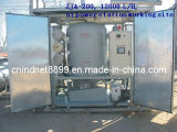 ZYD 높은 진공 변압기 기름 정화, 기름 여과 기계