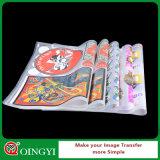 織物のためのパフの効果の熱伝達のステッカー