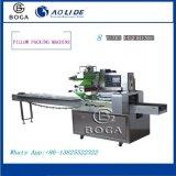 De horizontale Roterende Automatische Machine van de Verpakking van het Brood met het Vullen van de Stikstof