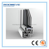 Stoffa per tendine di vetro Windows del PVC del vinile del doppio bianco di colore di Roomeye per costruzione domestica