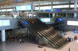 China ha hecho un precio muy competitivo por escaleras mecánicas para el aeropuerto
