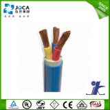 편평한 Submersible Pump Cable 12AWG