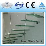 Vidro laminado de vidro de Tsing com o Corlors roxo azul verde cinzento de bronze