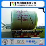 Tubo della plastica di rinforzo vetroresina (GRP che sollevano tubo con il criccio)