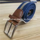 Cinghia di vita elastica Braided del Knit dell'osso denso delle aringhe