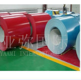 Bobinas de aço com revestimento de cor/PPGI