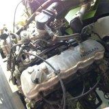 Carrello elevatore del motore di benzina dei Nissan GPL