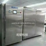 Máquina de refrigeração rápida de pão industrial