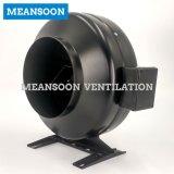 8 polegadas de ventilador Inline do duto da ventilação circular do Hydroponics