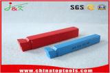 놋쇠로 만들어진 탄화물 공구 또는 선반 공구 또는 Turing 공구 또는 절단 도구 (DIN4976-ISO4)