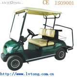 Автомобиль гольфа 2 персон миниый при управляемая батарея