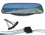 Sensor de estacionamento do espelho 4.3inch visível com a câmara (WRD-017)