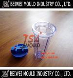 Molde plástico del cárter del filtro de agua del RO del hogar
