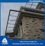 Baldacchino del lucernario della struttura d'acciaio per costruzione