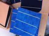 17.2% Célula solar 156 poli para o painel 50W solar