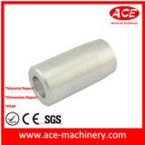 L'usinage CNC de capot du tube supérieur en aluminium personnalisé