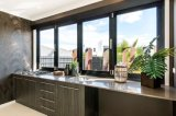 Framless AluminiumBi-Faltendes Glasfenster