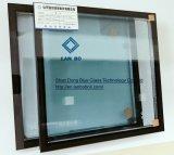 24mm изолированное стекло для ненесущей стены, фасада, изолируя стекла, полого стекла, стекла конструкции, строя стекло