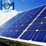 Glace solaire claire superbe de fer inférieur pour le panneau solaire