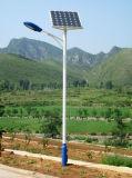 5m Pole 20W Solarstraßenlaterne