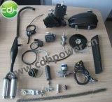 Qualidade elevada 80cc com Kit de Motor Racing silencioso