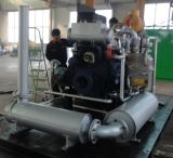 CHPの天燃ガスの発電機セット