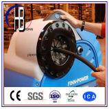 P20 de Macht van Fin Plooiende Machine van de Slang van 2 Duim de Hydraulische