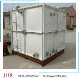 Réservoir de stockage anti-calorique de l'eau du grand dos FRP 50000 litres