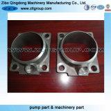 Peças acabadas de usinagem de metais / máquinas com qualidade ISO