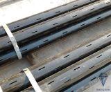 10%の空地2.0*100mmのスロット細長かった包装の管フィルター