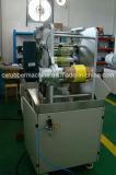 Máquina pequeña calandria para uso de laboratorio / Calendario pequeña Molino