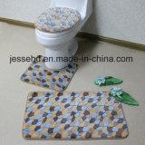최신 판매 아름다운 산호 양털 매트 Bahtroom 양탄자는 놓았다