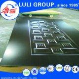 Tür-Haut des Furnier-Blattmelamin-HDF Gruppe von der China-Luli