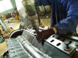 Broyeur en plastique recyclé machine de tuyaux en plastique Crusher Swp500f-1