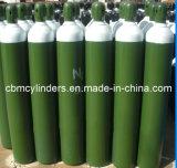 医学O2供給方式のための高圧50L鋼鉄酸素ボンベ