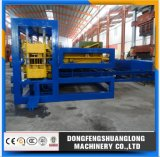 12-15Qt Máquinas de fabrico de tijolos de moldagem hidráulico