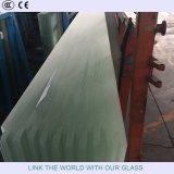 vidrio de flotador inferior del hierro de 3.2m m para BIPV