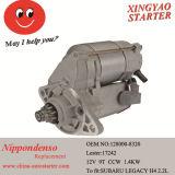 Мотор электрического стартера для наследия Subaru, OEM захолустья Subaru 228000-7140