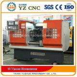 高精度の合金の車輪修理CNCの旋盤機械Wrc26