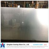 Цвет/стекло Шелк-Напечатанное/молоко белое прокатанное для здания/декоративного стекла