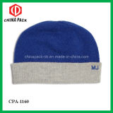 Простой Зимний Wool-Blend-1160 Beanie Red Hat (CPA)