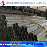 tubo de aluminio anodizado 6061 6063 en las existencias de aluminio del tubo