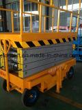 levage hydraulique électrique mobile de plate-forme de 16m