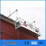 Большой Китай производитель Zlp800 алюминиевые опоры маятниковой подвески платформы/поворотный этап/подъемный двигатель системы/временный персонал общего назначения на гондоле/базовую станцию/висящих сооружением/системы очистки