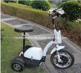 Visites scooter de véhicule